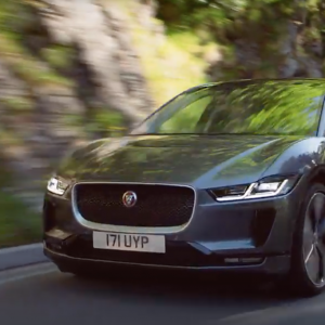 Jaguar Land Rover – I Pace | Michael Csanyi Wills